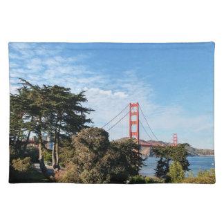 Golden Gate Bridge, California CA Placemat