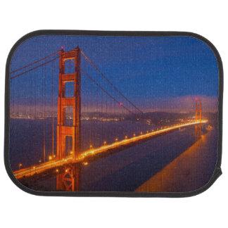 Golden Gate Bridge, California Car Mat