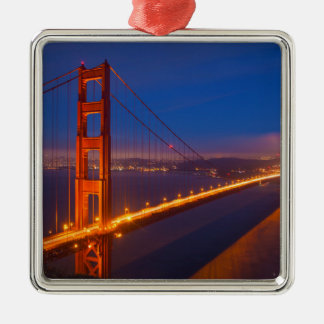 Golden Gate Bridge, California Metal Ornament