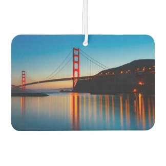 Golden Gate Bridge Car Air Freshener
