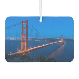 Golden Gate Bridge Car Air Freshener