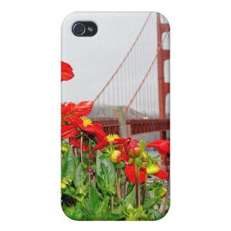 Golden Gate Bridge Cases For iPhone 4