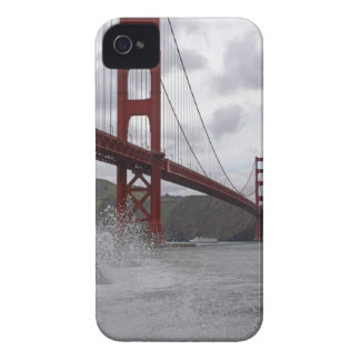 Golden Gate Bridge (Fog) iPhone 4 Case