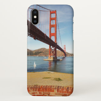 Golden Gate Bridge From Fort Point Phone Case