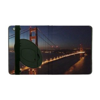 Golden Gate Bridge from Marin headlands Case For iPad
