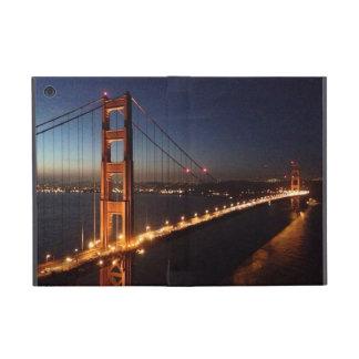 Golden Gate Bridge from Marin headlands iPad Mini Cases