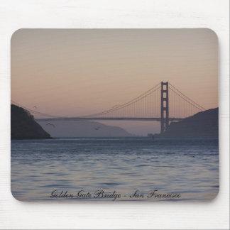 Golden Gate Bridge, Golden Gate Bridge - San Fr... Mouse Pad