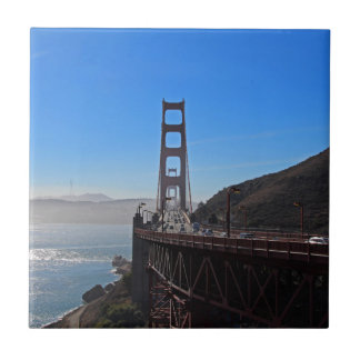 Golden Gate Bridge II Tile