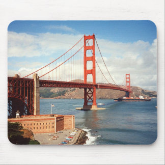 Golden Gate Bridge Mouse Pad