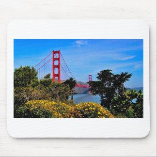 Golden Gate Bridge Mouse Pad