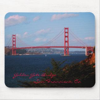 Golden Gate Bridge Mousepad