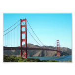 Golden Gate Bridge Photo Print