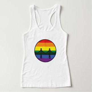 Golden Gate Bridge Pride Tank Top