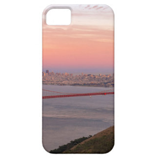 Golden Gate Bridge San Francisco at Sunrise Barely There iPhone 5 Case