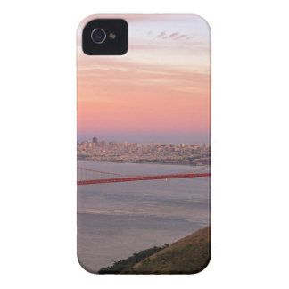 Golden Gate Bridge San Francisco at Sunrise iPhone 4 Covers