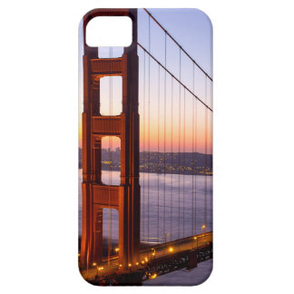 Golden Gate Bridge San Francisco at Sunrise iPhone 5 Covers