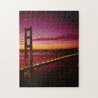 Golden Gate Bridge, San Francisco, California 3 Jigsaw Puzzle