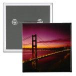 Golden Gate Bridge, San Francisco, California, 5 Pins