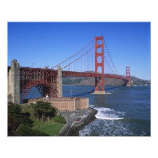 Golden Gate Bridge, San Francisco, California, 6 Photographic Print