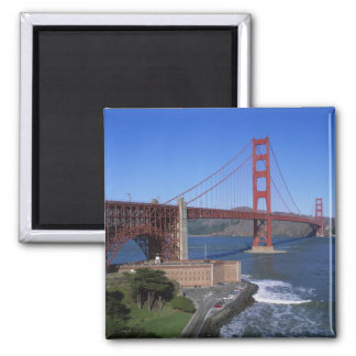 Golden Gate Bridge, San Francisco, California, 8 Magnet