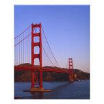 Golden Gate Bridge, San Francisco, California, 9 Photo Art