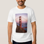 Golden Gate Bridge; San Francisco; California; Shirt