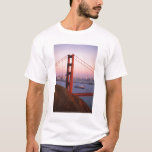 Golden Gate Bridge; San Francisco; California; T-Shirt