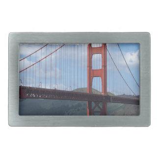 Golden Gate Bridge San Francisco California USA Belt Buckle