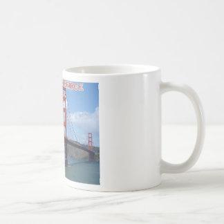 Golden Gate Bridge San Francisco California USA Coffee Mug