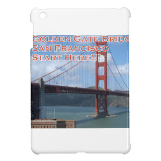 Golden Gate Bridge San Francisco California USA Cover For The iPad Mini