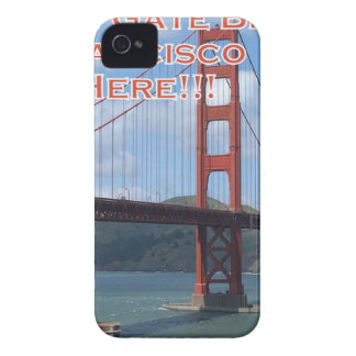 Golden Gate Bridge San Francisco California USA iPhone 4 Case