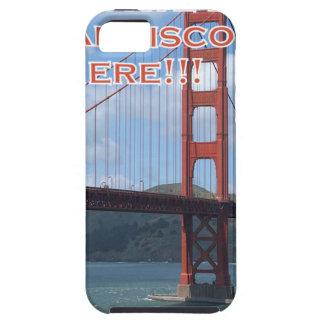 Golden Gate Bridge San Francisco California USA iPhone 5 Cases