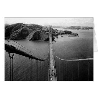 Golden Gate Bridge San Francisco Greeting Card