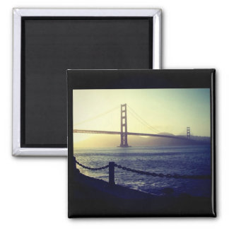 Golden Gate Bridge - San Francisco Magnet