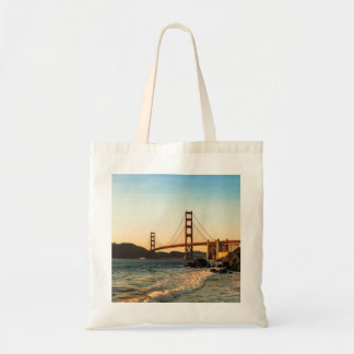 Golden Gate Bridge, San Francisco Tote Bag