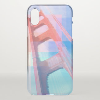 Golden Gate Bridge Tower iPhone X Case