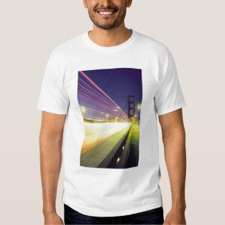 Golden Gate Bridge, traffic lights, San Tshirt