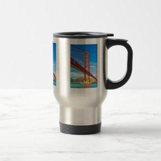 Golden Gate Bridge Travel/Commuter Mug