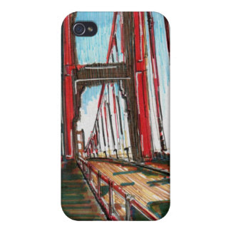 Golden Gate iPhone 4 Case