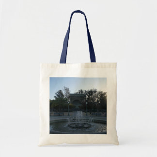 Golden Gate Park Music Concourse #3 Tote Bag