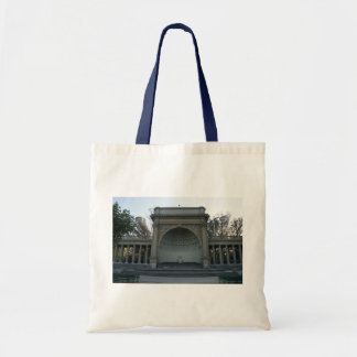 Golden Gate Park Music Concourse #4 Tote Bag