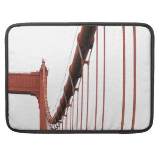 golden gate pillar sleeve for MacBooks