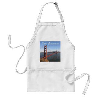 Golden Gate, San Francisco Apron