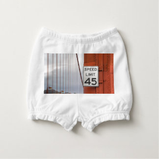 golden gate speed limit nappy cover