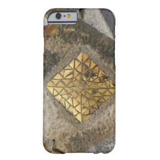 Golden Gaudi mosaic Barely There iPhone 6 Case