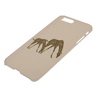 Golden Giraffes iPhone 7 Plus Case