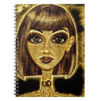 Golden Girl Notebooks