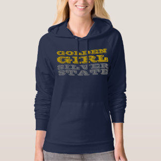 Golden Girl, Silver State Hoodie