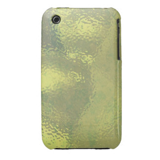 Golden Glass Design Case-Mate iPhone 3 Case