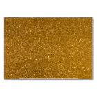 Golden glitter card